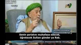 Şeyh Nazım Kıbrısi Hazretlerinin Hz.Mehdi (A.S) Duası