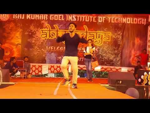 FRIENDZONED| FRESHER 2K17| STAGE PLAY|RKGIT COLLEGE GHAZIABA