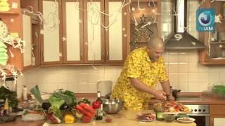 2011 01 03   Запеченая баранина с картофелем и овощами