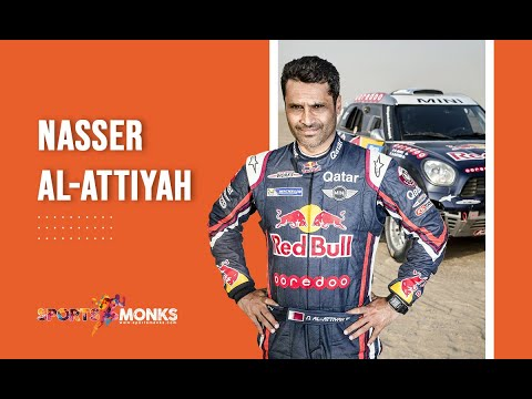 Stories from Qatar with Nasser Al-Attiyah a Qatari rally driver and Olympic Champion