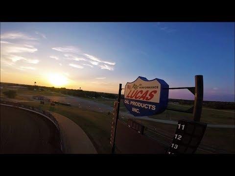 Lucas Oil Speedway - Drones Meet Dirt - Wheatland Mo