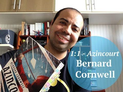 Azincourt - Bernard Cornwell - Ler ou não Ser
