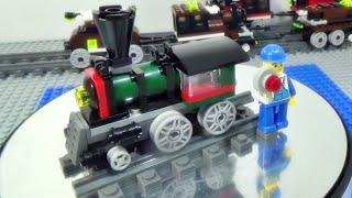 LEGO Creator 31015 Emerald Express 레고 증기기관차 정품 기차 조립기