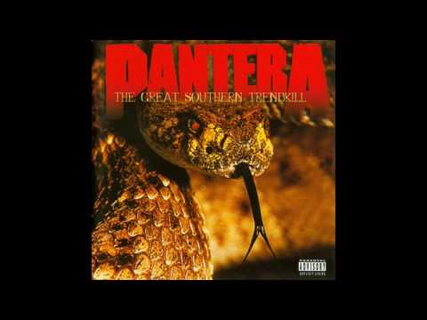 PANTERA Floods Solo & Outro Guitar Track Only