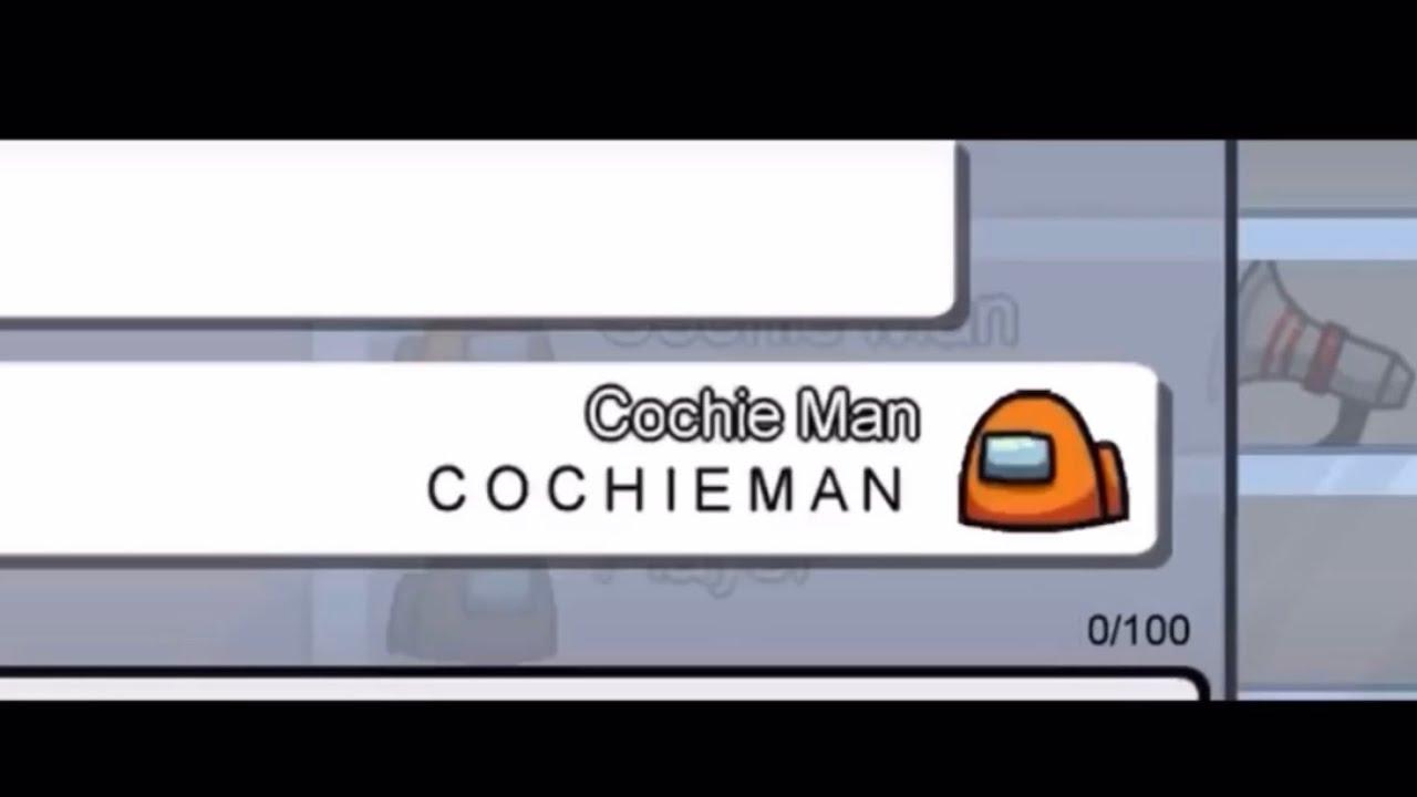 Coochie Man Among Us Meme Compilation - YouTube