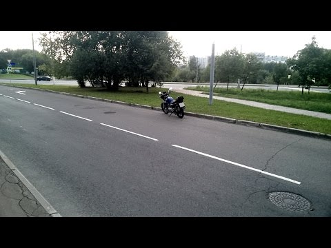 Каким тормозом тормозить на мотоцикле?