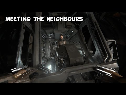 Hellion | Meeting The Neighbours | Hellion Gameplay