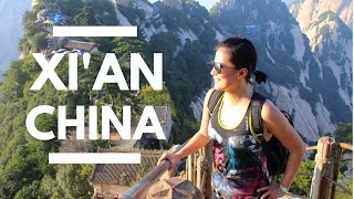 Exploring Xian, China : Beyond the TerraCotta Warriors