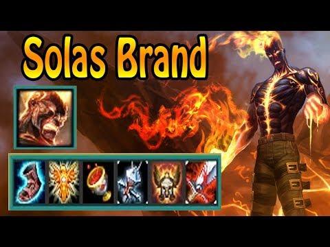SOLAS BRAND - Der berühmte KLEPTO Brand Nahkampf Engage Build