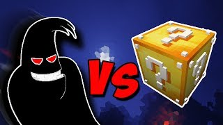ESCURIDÃO VS. LUCKY BLOCK (MINECRAFT LUCKY BLOCK CHALLENGE DARKNESS)