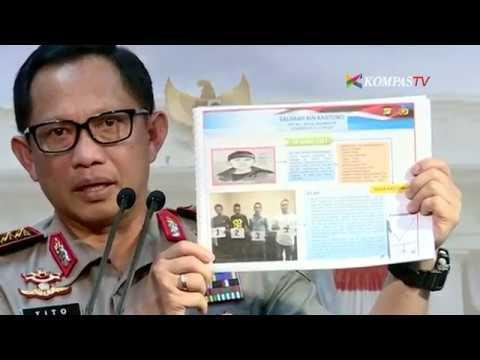 Rekaman Detik-Detik Penyerangan Penyidik KPK Novel Baswedan