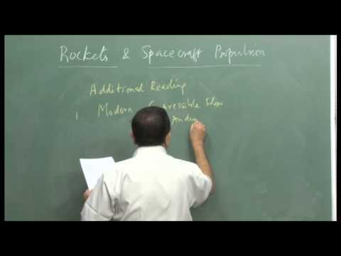 Mod-01 Lec-01 Jet and Rocket Propulsion