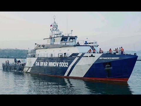 Brp Francisco Dagohoy BFAR Bureau Of Fisheries And Aquatic Resources
