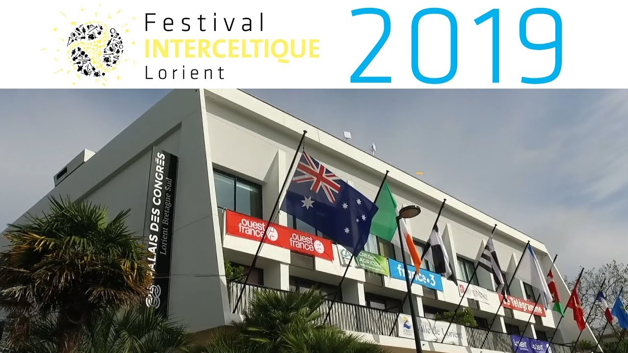 Dans les coulisses du Palais des Congrès - Festival Interceltique de Lorient 2019