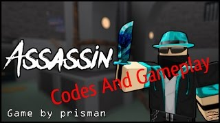 -ROBLOX-ASSASSİN TWO CODE-AND GAMEPLAY-