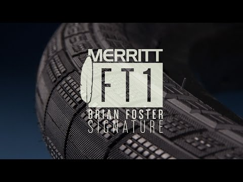 Merritt BMX : FT1 Tire Winter Testing