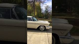 """1957 Plymouth Belvedere """"Fury"""" Convertible for sale"""