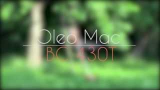 Křovinořez Oleo-Mac BC 430 T