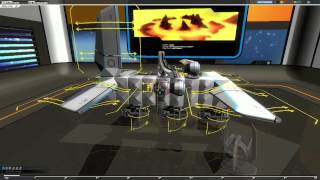 Robocraft Tier 1 Plane-Jet 26/6/14
