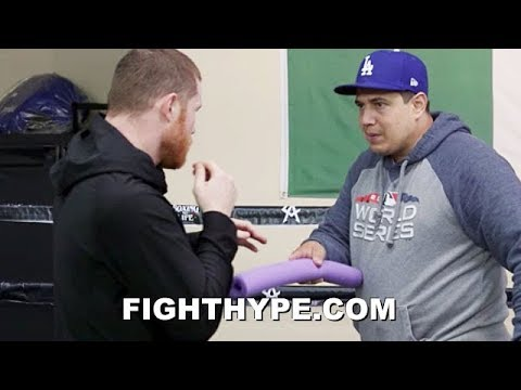 CANELO PERFECTING SHOULDER