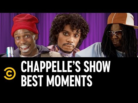 G-Off - The Best Quotes from Chappelle's Show