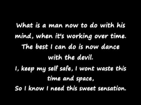 Chase and Status - Blind Faith (lyrics)