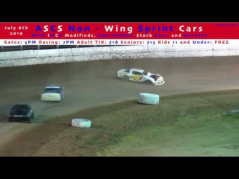USA Raceway July 6 2019 Racing PROMO  Tucson, Arizona