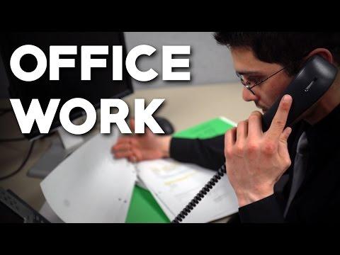 Office Work - Short Film