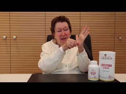Como se debe tomar la lecitina de soya para adelgazar