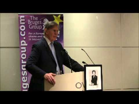 Parliament, the EU and National Sovereignty - with Bill Cash MP