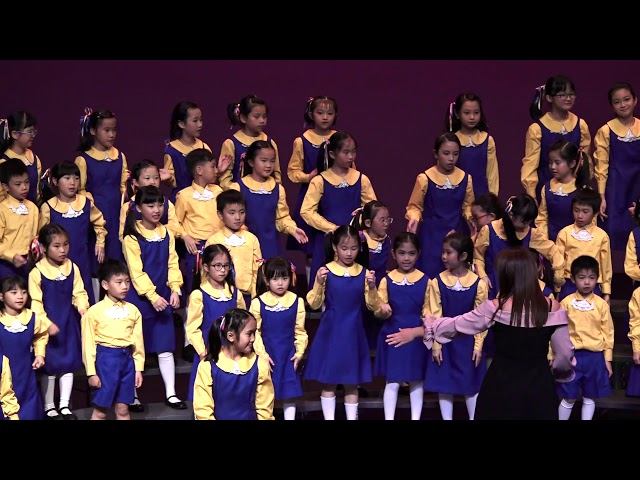 童聲合唱 【大紅大紫】 (初班團員)