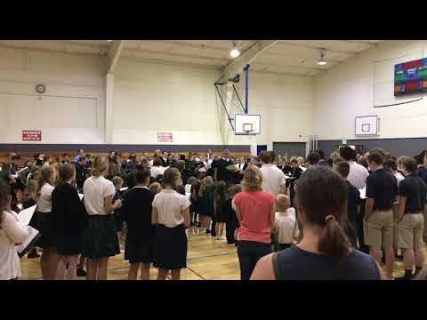 O the Deep, Deep Love of Jesus -- The Oaks Classical Christian Academy Cantabile
