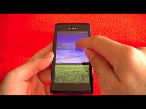 Sony Xperia M, toma de contacto (en español)