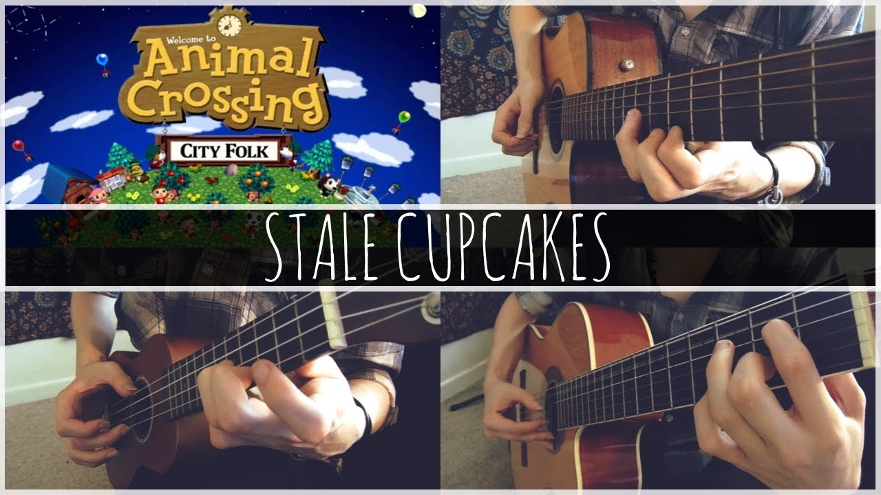 Animal Crossing - Stale Cupcakes Acoustic Cover : LightTube