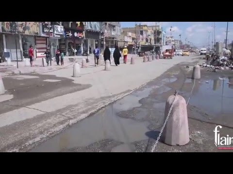 Sadr City in  Baghdad