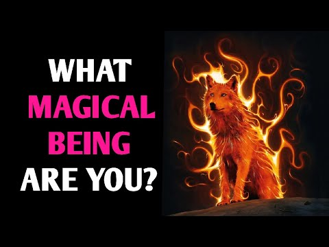 WHAT MAGICAL BEING ARE YOU? Personality Test Quiz - 1 Million Tests