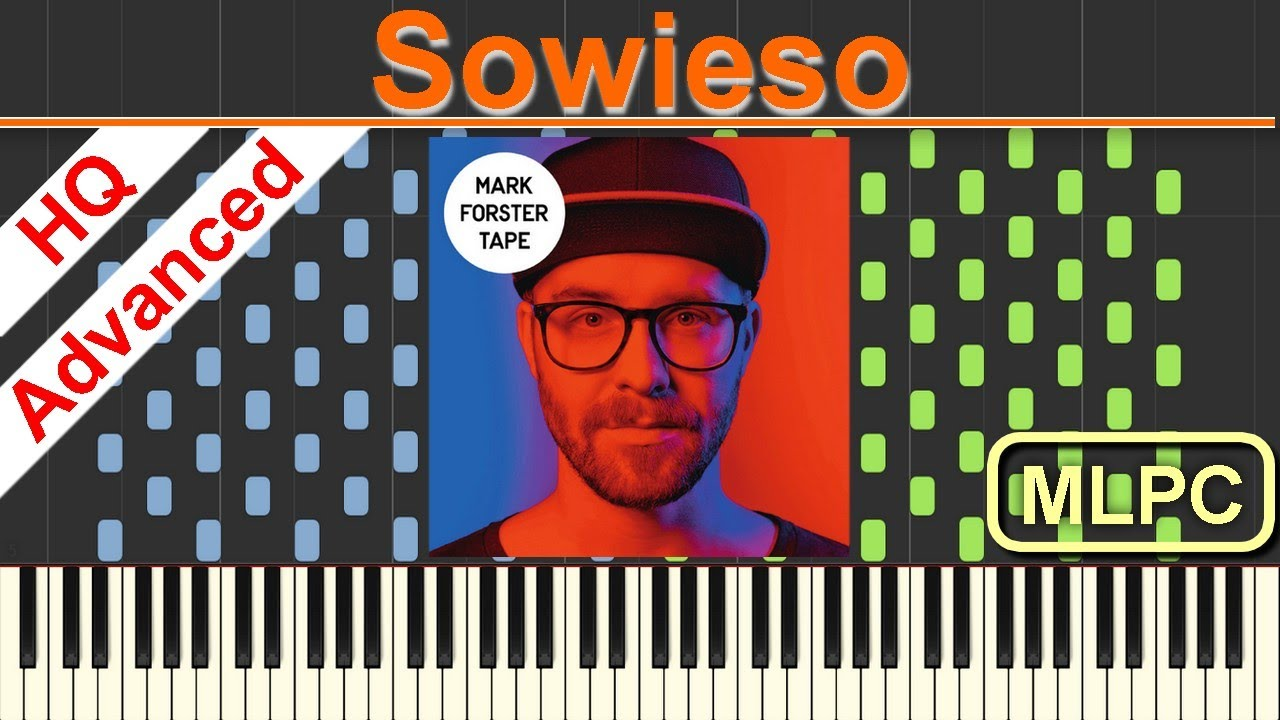 mark forster single sowieso
