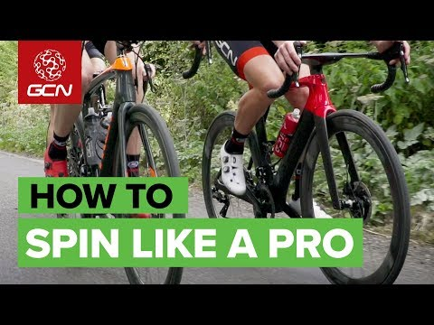 How To Spin Gears Like A Pro | Improve Your High Cadence Cycling