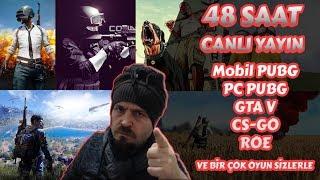 REKOR 48 SAATLİK CANLI YAYIN !