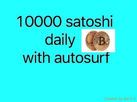 auto surf earn .0001 bitcoin daily