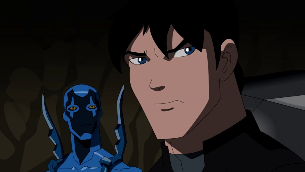 the gallery for gt young justice season 3 nightwing