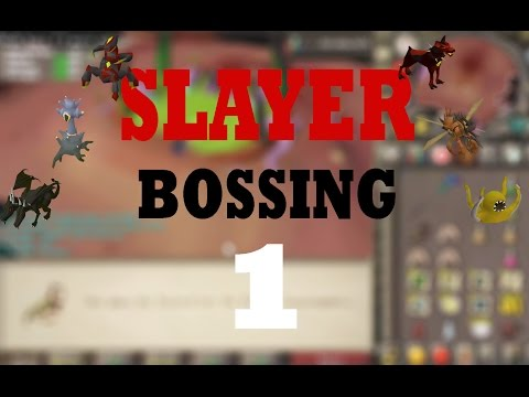 Slayer Bossing Ep.1 | Juicy Loot From Abyssal Sire!