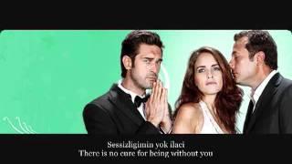 toygar isikli  çok gec uyan dudaktan kalbe lyrics and english subtitles Arabic Lyrics