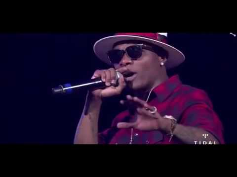 Wizkid Bought New York over with Swizz Beatz - One Africa Music Fest full perfomance NY,US