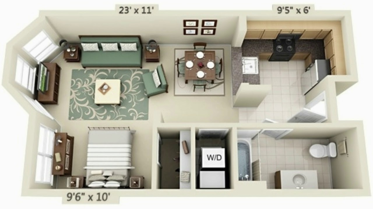 9 Modern Open Concept   Kitchen Dining Living Room all Together ...