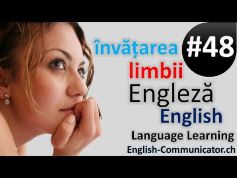 #48 Limba Engleza Curs English Română Romanian Bragadiru Dej Jibou Olt Sebeș Vale