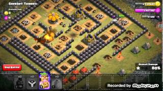 How to beat Sherbet Towers TH7