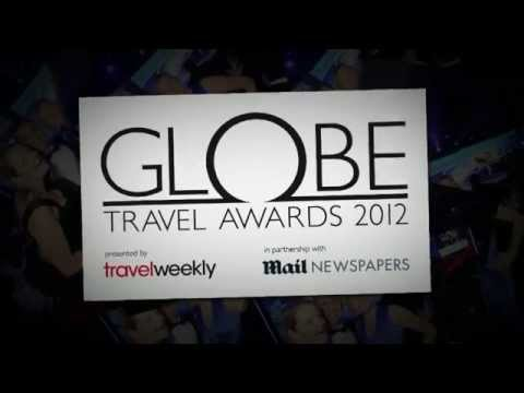 Travel Weekly Globe Travel Awards 2012
