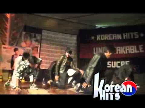 """KOREAN HITS Evento """"UNBREAKABLE 2"""" - ANGELS - EXO/Call me baby"""
