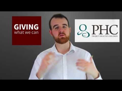 Giving What We Can: PHC